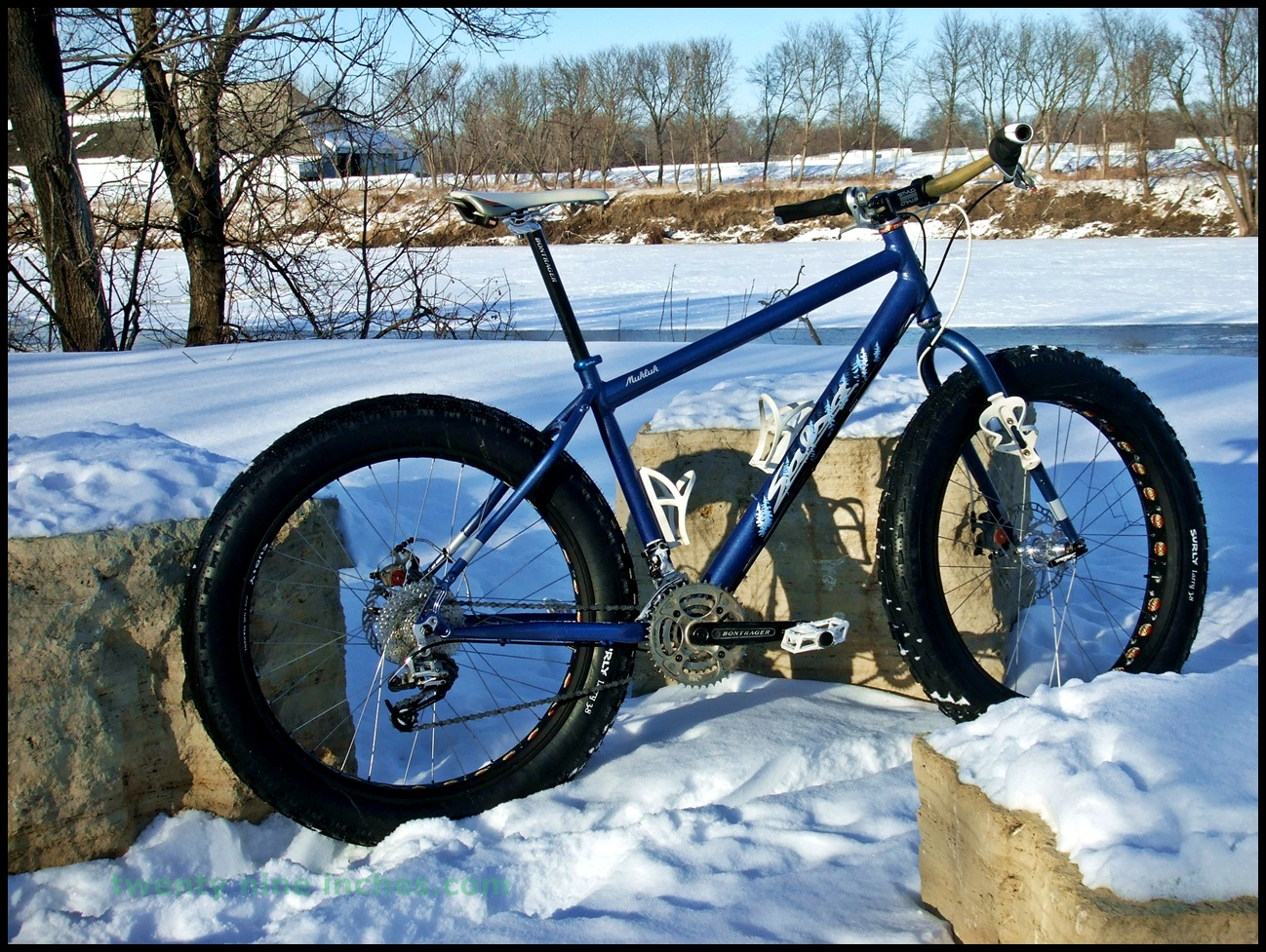 Bikes With Big Tires A new fat bike offering from