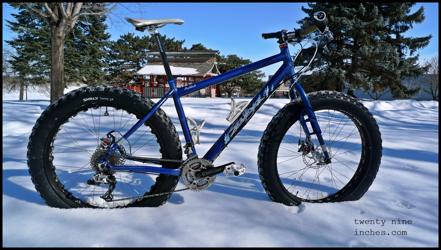 Salsa Cycles Mukluk: First Impressions