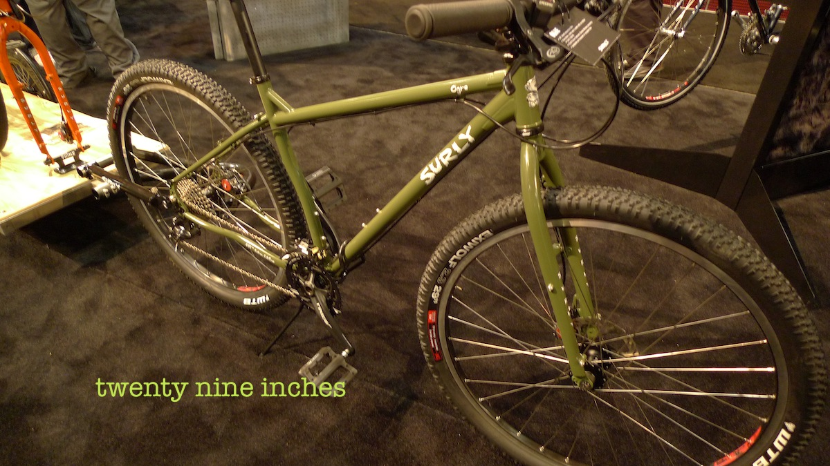 Interbike 2011: Special Report: Surly Bikes