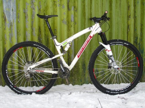 DT Swiss XMM 100 Twin Shot 29er Fork: Out Of The Box