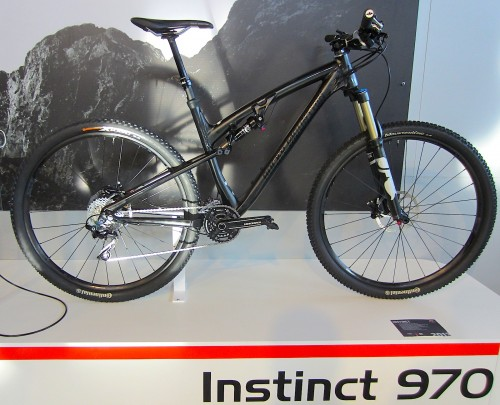 Rocky Mountain Instinct 970, eurobike