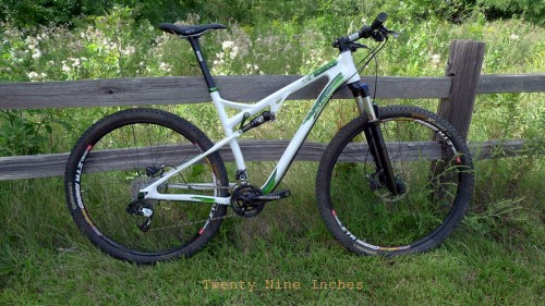Spearfish 2, Salsa Cycles