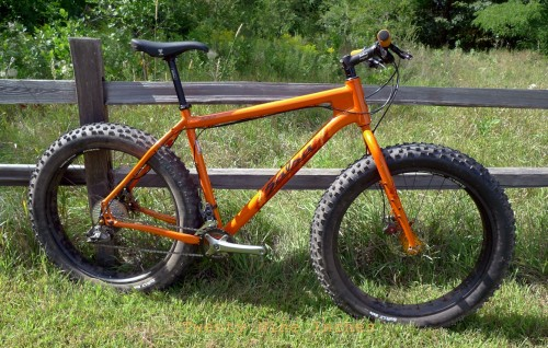 Mukluk 3, fat bike, Salsa Cycles
