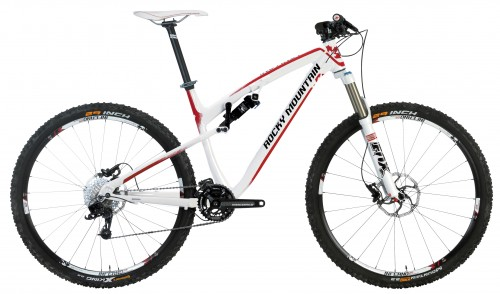 Rocky Mountain Instinct 29, eurobike