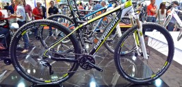 Bergamont Bikes, as shown at Interbike 2012
