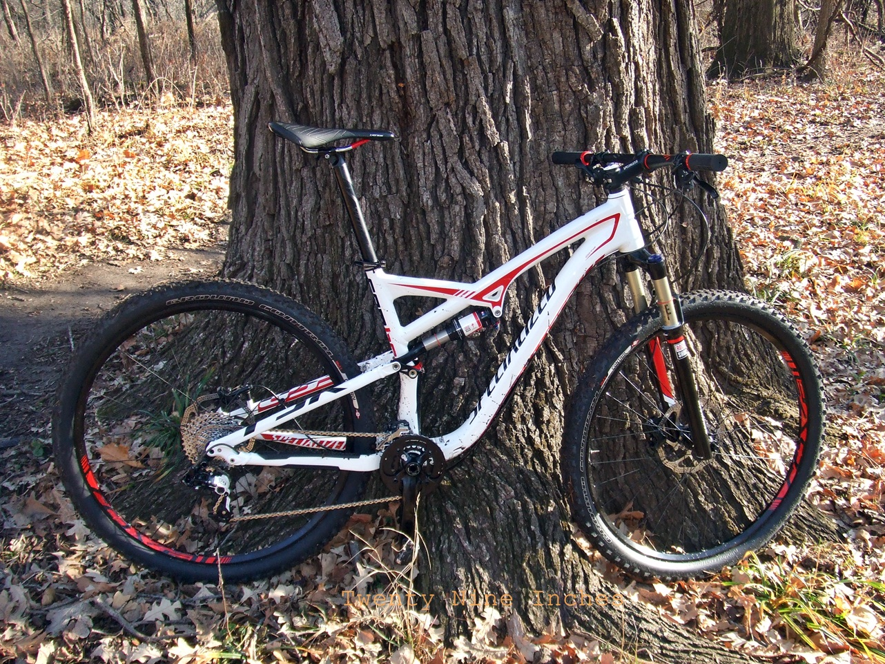 Specialized 2013 Camber Comp: Out Of The Box/ First Impressions