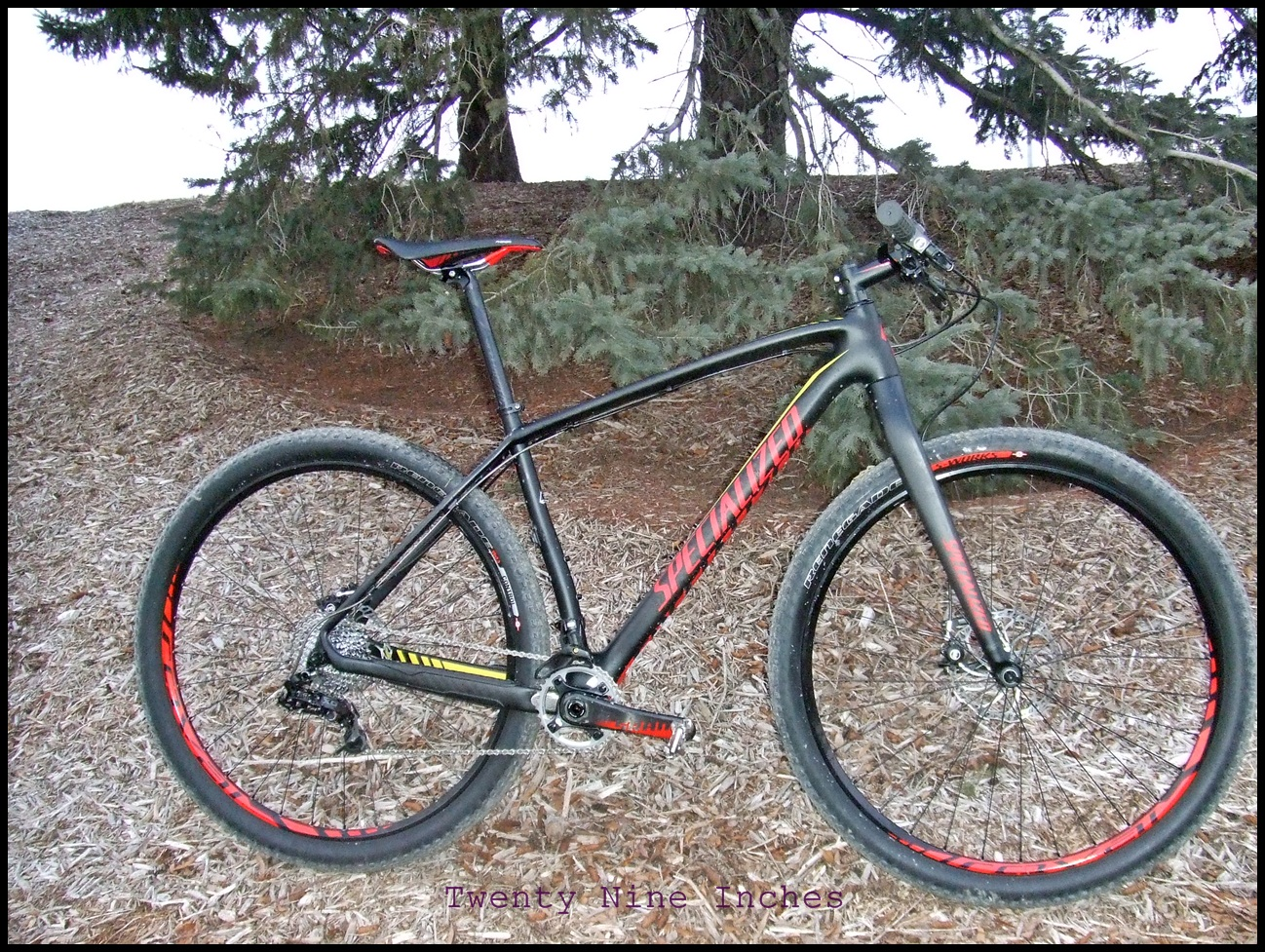 efbd7650ce6 Stumpjumper Expert Carbon EVO R 29: Out Of The Box