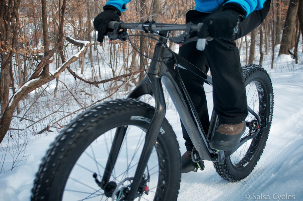 Frostbike 2013: Special Report: Carbon Beargrease Fat Bike