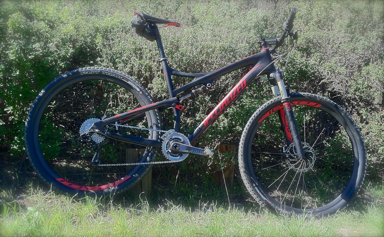 2013 Specialized Epic Marathon: Out Of the Box