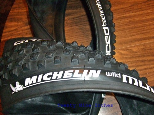 Michelin Wild Mud