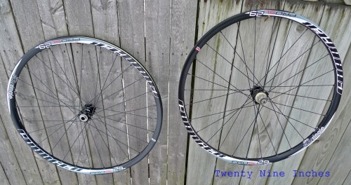 Sun Ringle' Charger Pro SL Wheel Set