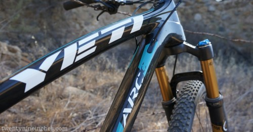 Ride Impression:  Yeti ARC Carbon 29″er