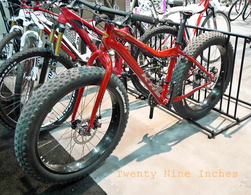 Bikes Direct Fat Bikes more khs pics from interbike