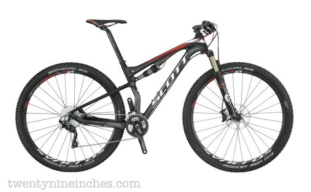 2014 Scott Bikes Usa First up is a Scott Spark