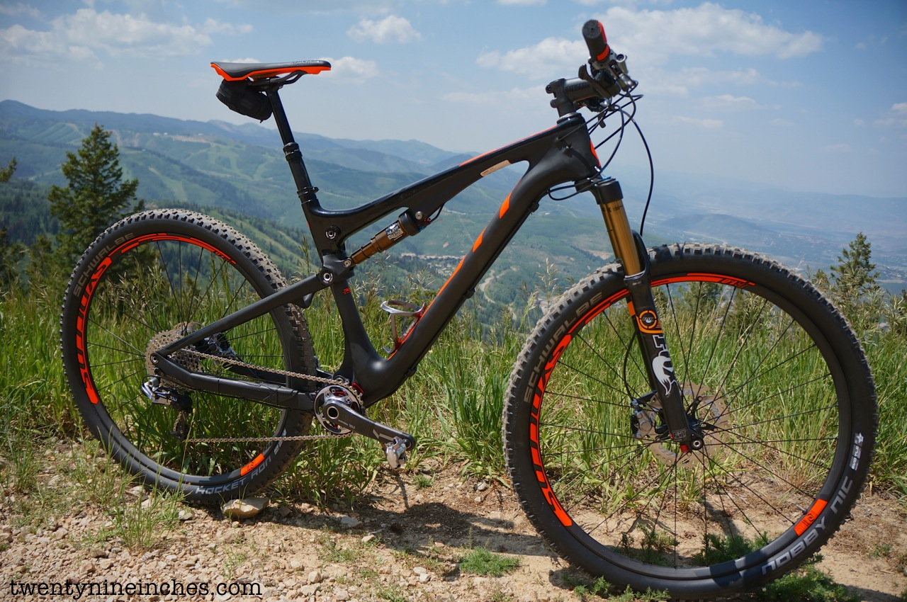 2015 Scott Bikes Spark 910 Next on the docket was a Scale
