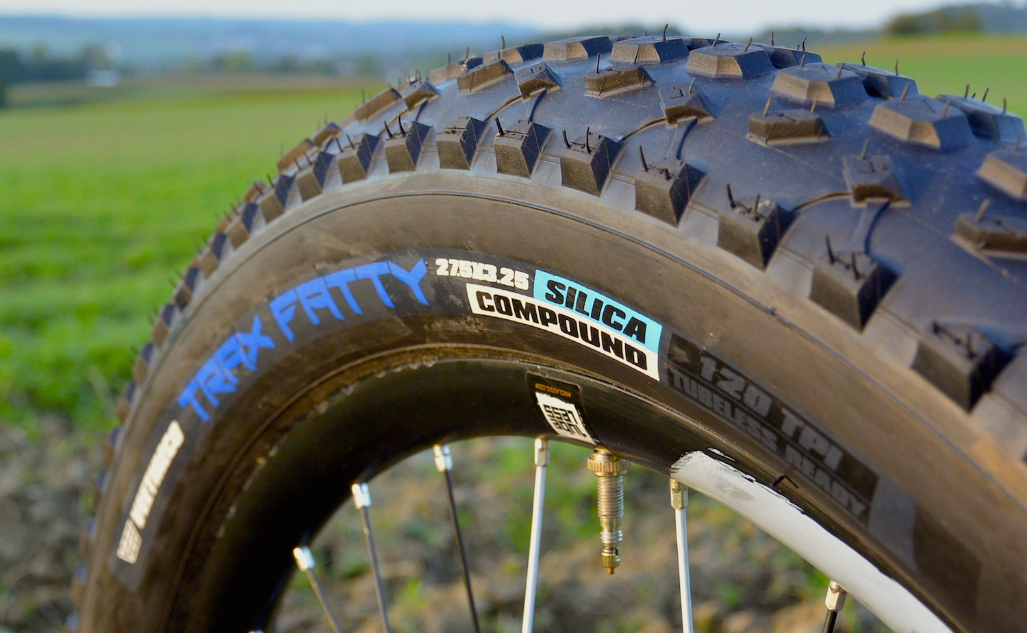 Vee Tire Trax Fatty 27 5 X 3 25 Tires Quick Review