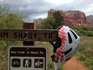 Summer monsoon in Sedona.