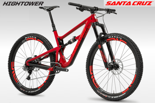 Santa Cruz Hightower