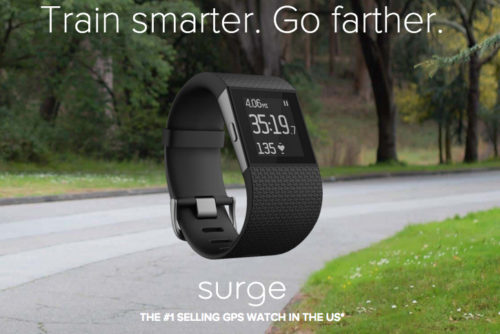Fitbit Surge – A Tale of Two Fitbits