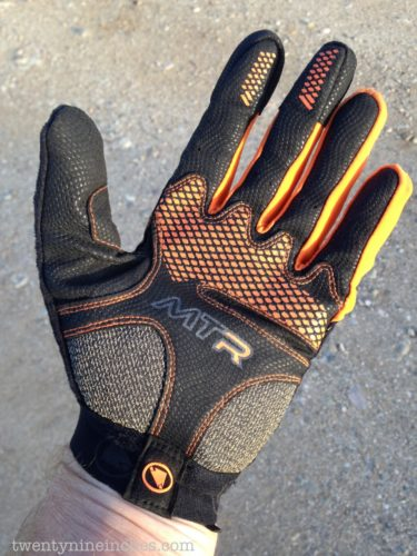 Endura MTR Full Fingered Glove