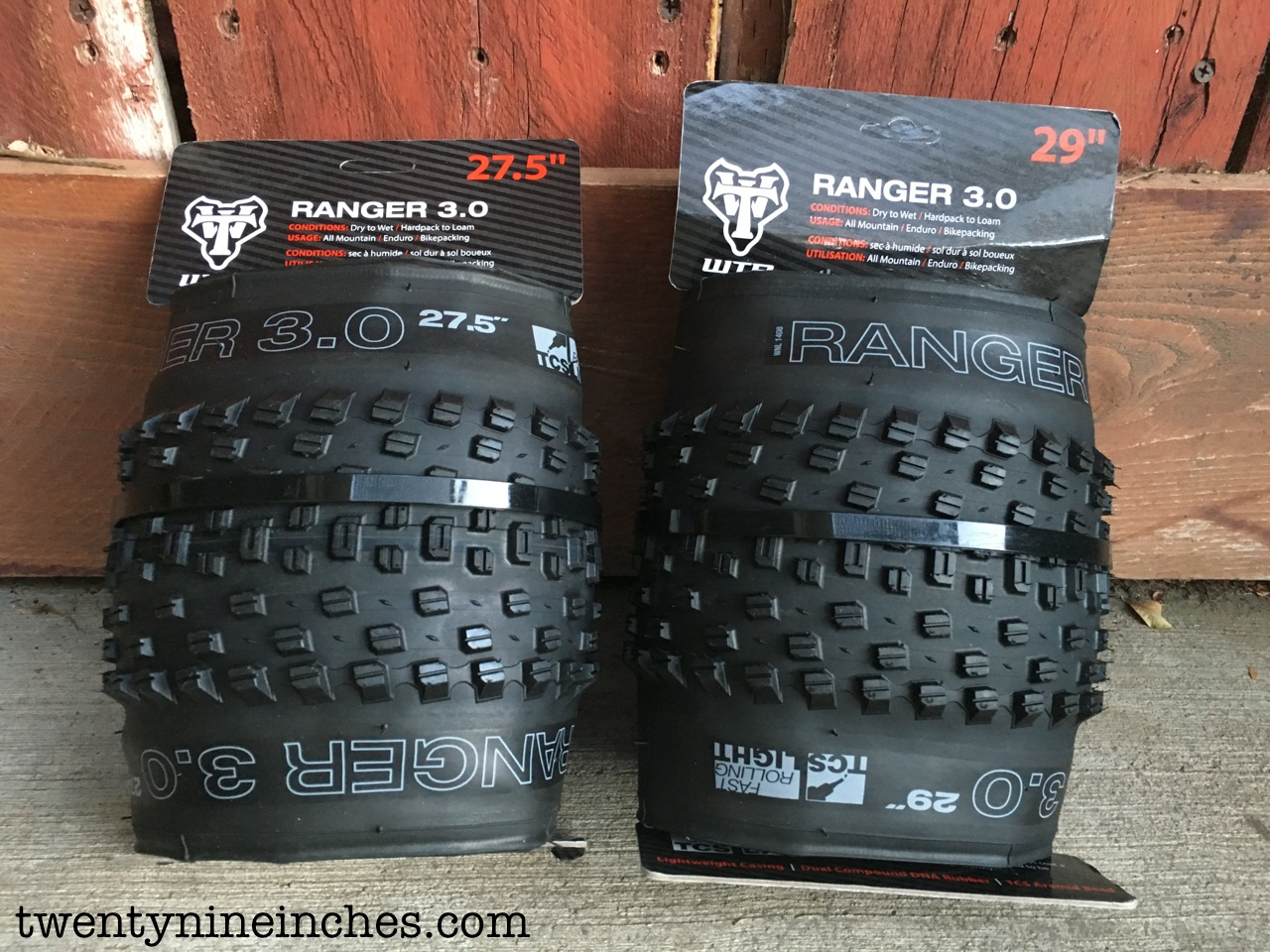 On Test Wtb Ranger Plus Tires