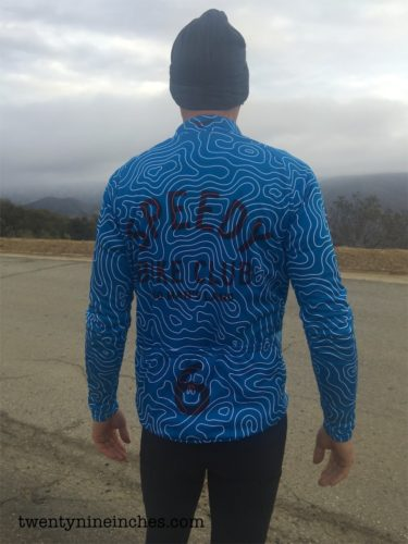 Twin Six long sleeve thermal jersey