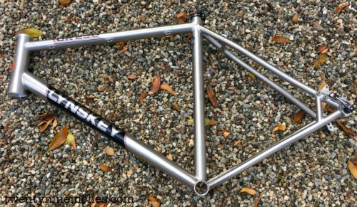 Lynskey GR250 Ti Adventure Bike